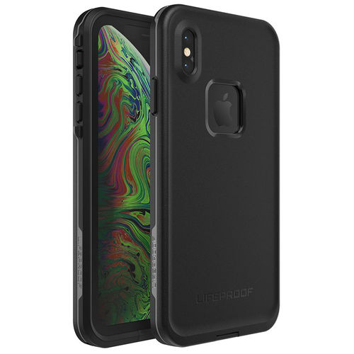LifeProof Fre Waterproof Case for Apple iPhone Xs Max - Asphalt Black